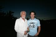 Première partie de Kenny Rogers au Rock Jam de Beauceville 2008
